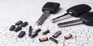 High quality car keys, blank blades and Locksmith