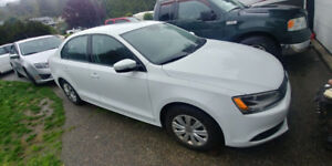 2014 Volkswagen Jetta Low KM well maintained