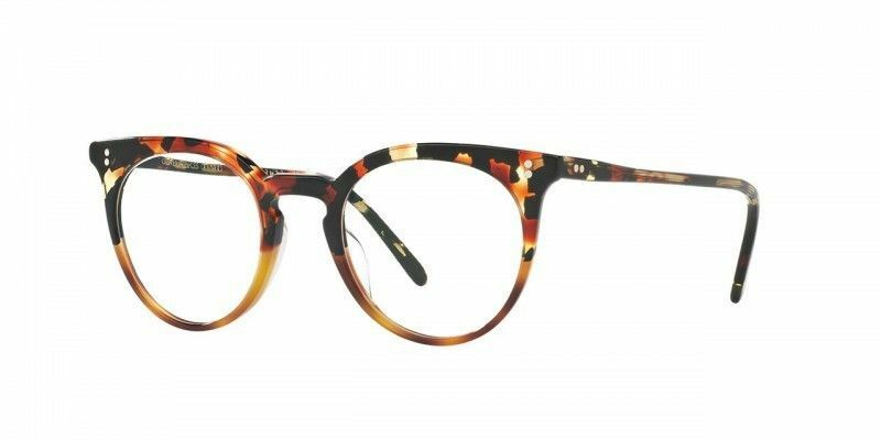 New Oliver Peoples OV 5348U 1588 Jonsi Tortoise//Dark Mahogany Eyeglasses