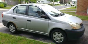 Toyota Echo 2003 - négociable