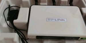 TP-Link Advanced Wireless N Router