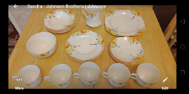 JOHNSON BROTHERS TABLEWARE