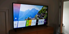 Lg 55 inch 4K Ultra HD HDR Smart LED TV Freeview Play