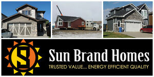 Sun Brand Homes RTM (ready to move housing)