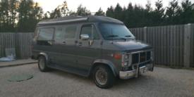 Gmc vandura, day van, classic, camper