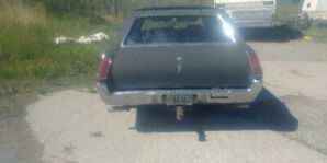 1971 vista cruser with a 455 nice car ready for paint 12000 obo