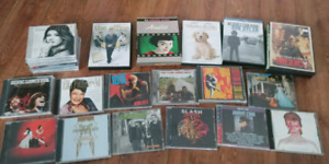 Price reduced! Must go! CD's and Movies