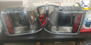 99/04 mustant aftermarket tail lights