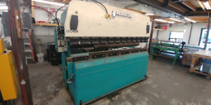 Plieuse Promecam RG-75-25 (Press Brake)