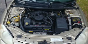 2002 Chrysler Sebring Convertible
