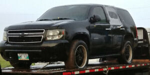 2007 Chev Tahoe, Parting Out