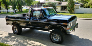 1979 Ford F150 4x4