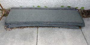 33 Metric (39 13 1/4 inches by 39 3/8 inches) Asphalt Shingles