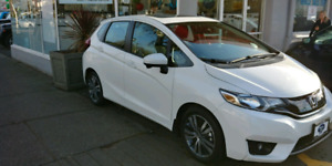 2015 honda fit LOW KM