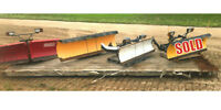 Asst. SNOW PLOWS for SALE
