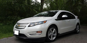 2015 Chevrolet Volt Electric Hybrid