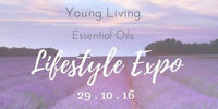 Young Living Essential Oil Lifestyle Expo