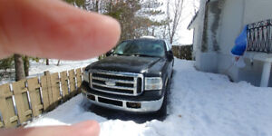 2000 Ford Excursion Limited Camionnette