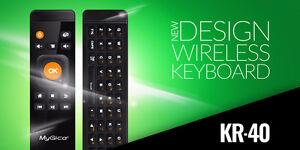 MyGica KR-40 Wireless RF Google Android TV Keyboard KR40 Remote