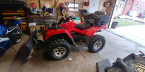 2008 Can Am 500