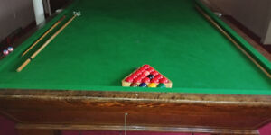 6 ft X 12 ft Professional SNOOKER Table