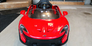 McLaren P1 - power wheels electric ride on for kids