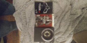 Gears of war 2 and 3 collector editions