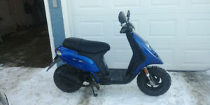 Gas 49 cc scooter