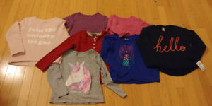 Small Lot of 5T Girls Clothes
