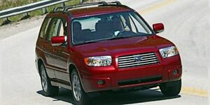 2006 Subaru Forester Forester 2.5x