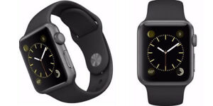 SUPER SALE APPLE WATCH SERIES 1 2 42MM FITBIT FOSSIL SMARTWATCH