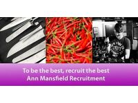 Sous Chef- countryside restaurant- up to £26k- live in available (J8097)