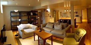 Basement Apartment - Room for Rent