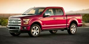 "2015 Ford F-150 4x4 - Supercrew XLT - 145"" WB"