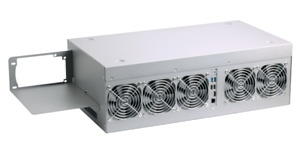 GPU Mining System P106 x 9 , Mining rig  with 1600 W PSU