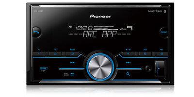 NEW PIONEER MVH-S400BT Double DIN Bluetooth In-Dash AM/FM/Di