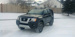 2015 Nissan Xterra Pro4x 4D Utility 6xp Loaded