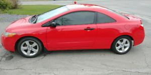 Honda Civic dx coupé 2008