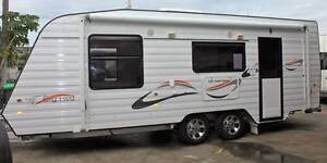 2010 New Age Big Red 19 Series Caravan Tweed Heads Tweed Heads Area Preview