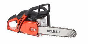 Brand new Dolmar-5105, 50cc chainsaw.