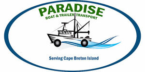 PARADISE BOAT AND TRAILER MOVING