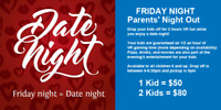 Friday Parents' Night Out