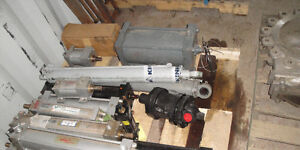 Hydraulic and air cylinders