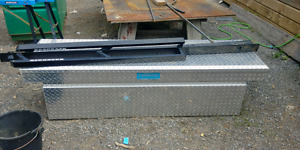Back rack bed rails 99-16 chevy 6.5foot box