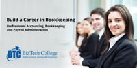 Free laptop, with accounting software, for Bookkeeping student