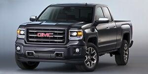 2014 GMC Sierra 1500 SL work truck double cab 4x4, one owner