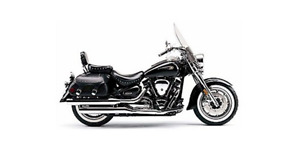 Yamaha ROAD STAR with Bad Engine