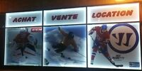 Equipement de hockey, ski, gardien de but, SPORTS AUX PUCES