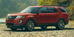 2017 Ford Explorer XLT  - Certified - Heated Seats