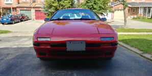 1987 Mazda RX-7 Coupe (2 door)